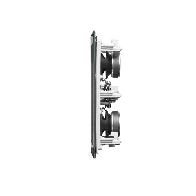 JENSEN® ELITE-203 In-Wall Speakers (Pair)