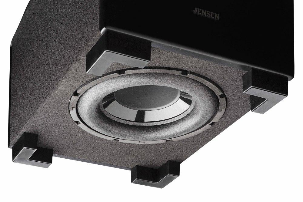 JENSEN® EHT-707 Home Theatre Subwoofer