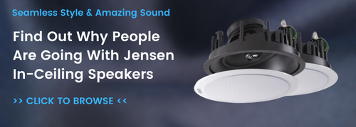 people are going with htese speakers
