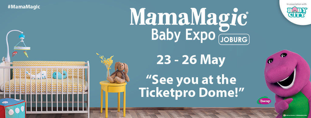 FussFreeBaby at MamaMagic Baby Expo