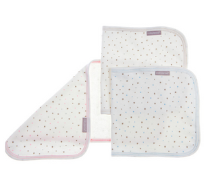 Baby Sense Burp Cloth (set of 2)