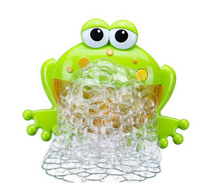 Bubble Frog Bath Toy