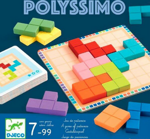 Polyssimo Game by Djeco