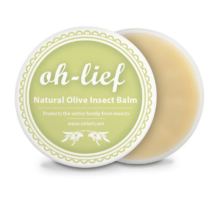 Oh-lief Natural Insect Repellent