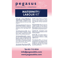 Load image into Gallery viewer, Pegasus Maternity / Labour Kit