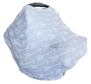 Multifunctional Car Seat and Nursing Cover
