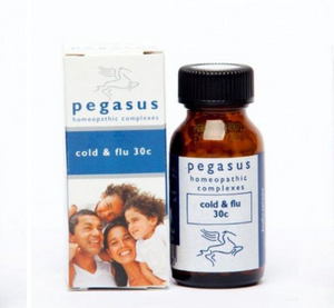 Pegasus Cold & Flu Remedy