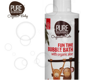 Pure Beginnings Fun Time Bubble Bath