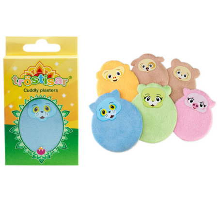 Cuddly Plasters | Glow in the dark