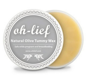 Oh-lief Natural Tummy Wax
