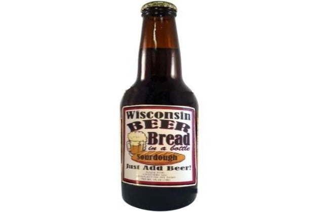 Wisconsin Beer Bread in a Bottle