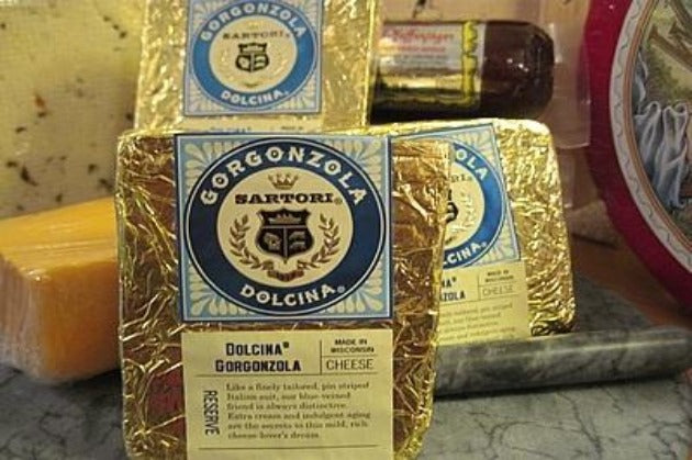 Bleu - Gorgonzola Dolcina Cheese 8oz.