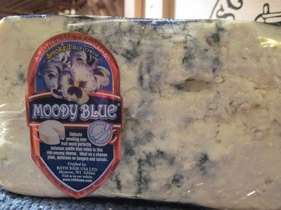 Bleu Smoked - Moody Bleu Cheese 8 oz.