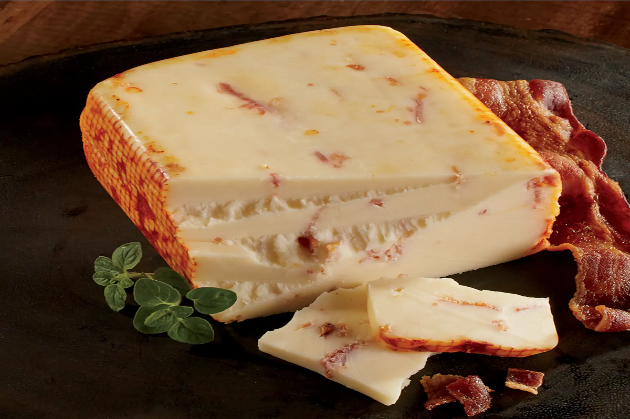 Bacon Muenster - Blasser's Premium Cheese