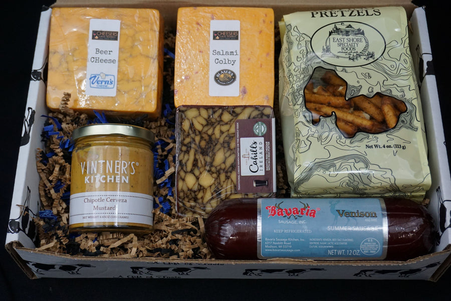 Cheesers Beer Lovers Box