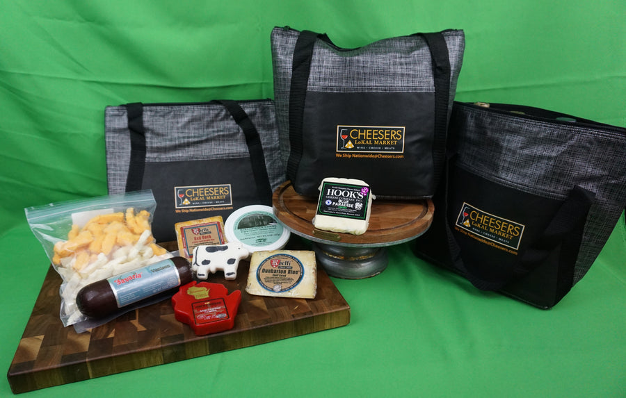 Cheeser's Insulated Tote Bag