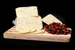 Caraway Havarti - Decatur Dairy