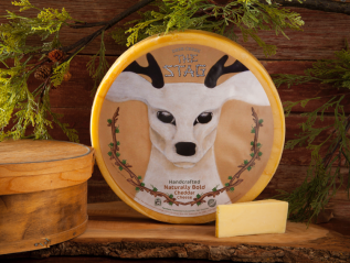 Deer Creek - The Stag- Bold & Nutty Specialty Cheddar