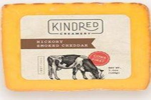 Cheddar - Hickory Smoked Cheddar Cheese
