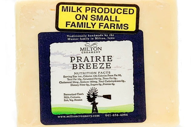 Prairie Breeze White Cheddar