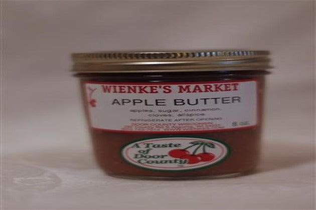 Wienke's Market Apple Butter 8 oz.