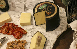 Kerrygold Whiskey Aged Irish Cheddar Cheese