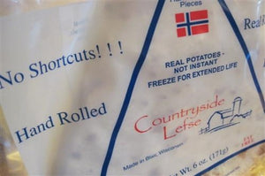 Lefse - FRESH Norwegian Hand Rolled Lefse