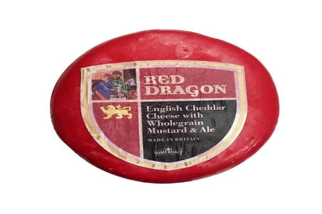 Red Dragon English Cheddar