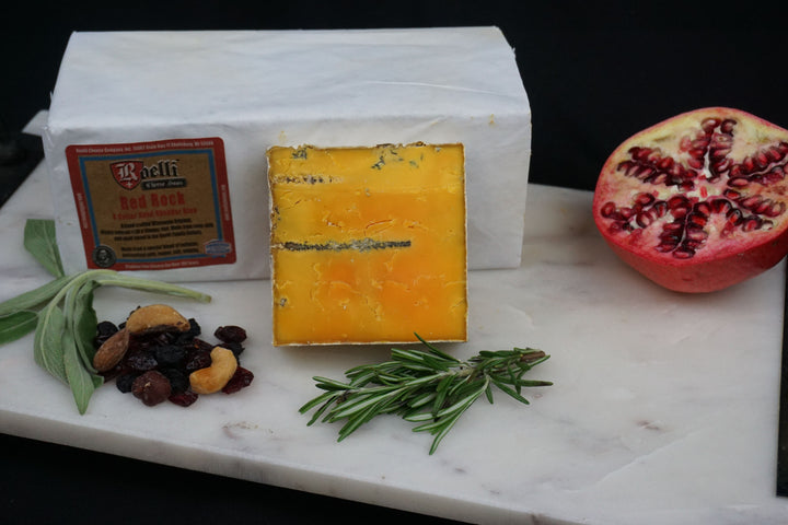 Roelli Red Rock - A Cellar Aged Cheddar Blue