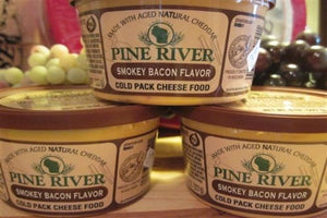 Spread - Pine River Smoky Bacon Cheddar 7 oz.