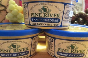 Spread - Pine River Sharp Cheddar Spread 7 oz.