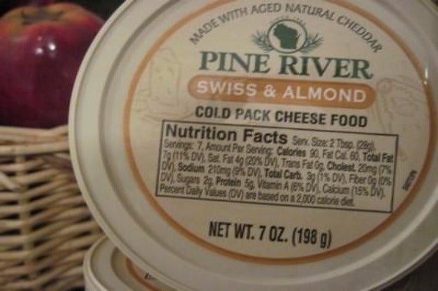 Spread - Pine River Swiss Almond 7 oz.
