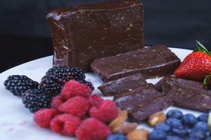 Specialty - Chocolate Fudge Cheese with Walnuts