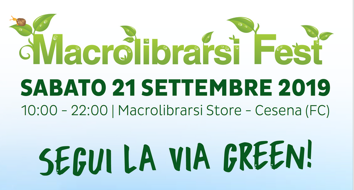 Macrolibrarsi Fest - 21 September 2019