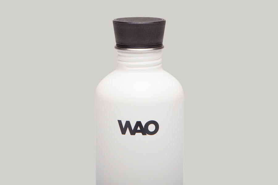 WAO + 24 BOTTLES URBAN BOTTLE WHITE
