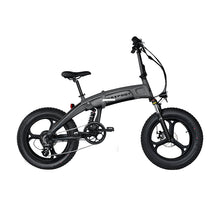 Load image into Gallery viewer, [250W] Pre-Sale MaxFoot MF-19 250P 10.4AH Full Suspension 250W Electric Foldable Fat Bike 20 Inch Integral Wheel All Terrain
