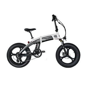 Pre-order MaxFoot MF-19 500P 500W 10.4AH Electric Foldable Fat Bike 20 Inch Integral Wheel