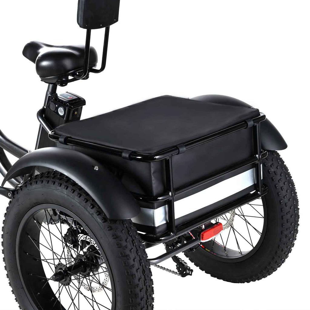 [750W] Maxfoot MF-30 Electric Trike