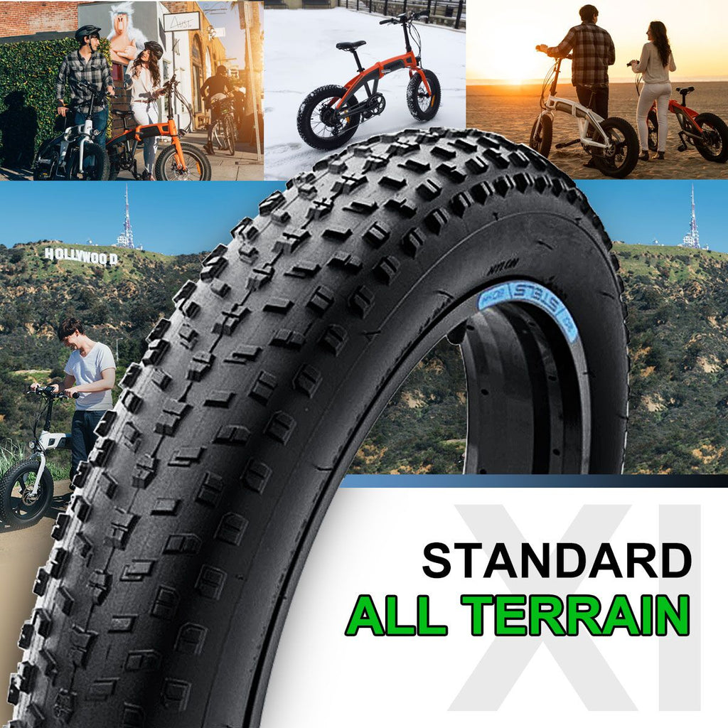 All Terrain Tire For MF-19 Series