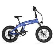 Load image into Gallery viewer, Maxfoot MF-19 FOR Europe 1000/750/500/250W Electric Foldable Fat Bike 20 Inch All Terrain