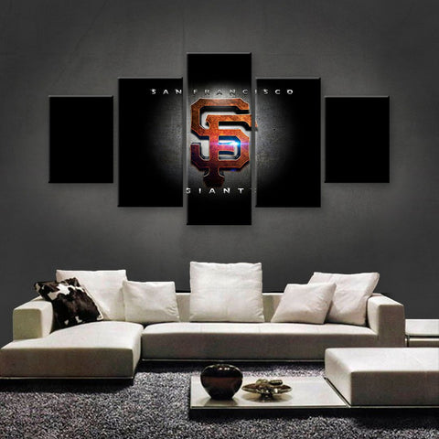 San Francisco Giants Power Canvas