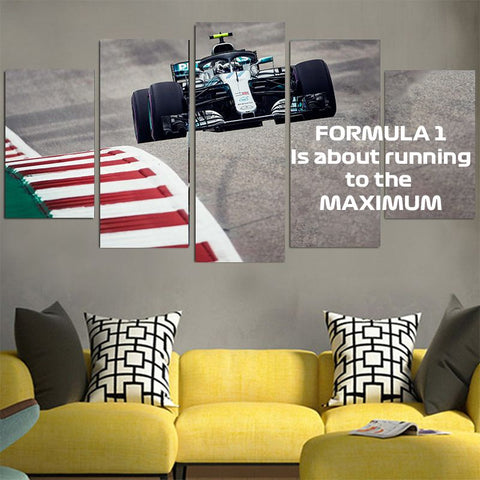 Formula 1 is Running To The Maximum Lewis Hamilton