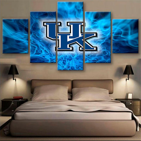 Kentucky Wildcats   Power Canvas