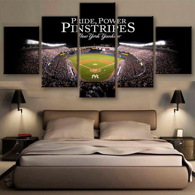 New York Yankees Power Canvas