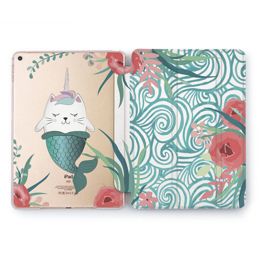 Lex Altern Mermaid Unicorn Case for your Apple tablet.