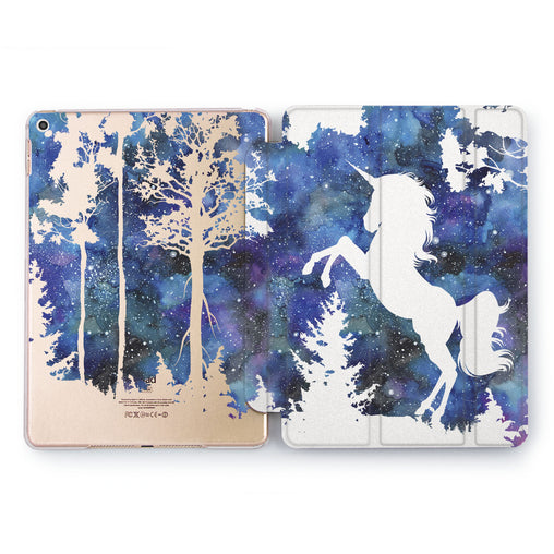 Lex Altern Nature Unicorn Case for your Apple tablet.