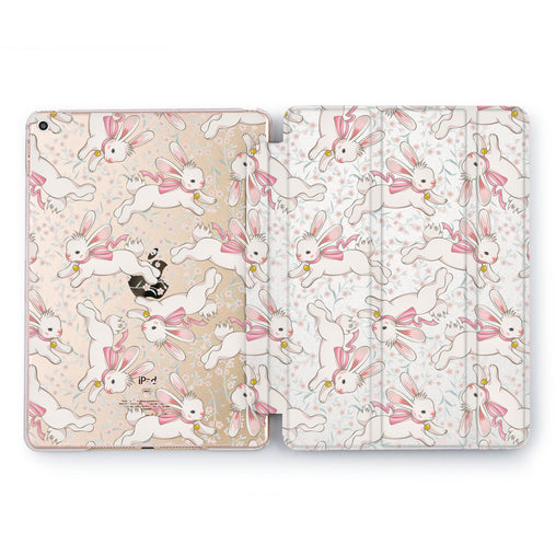 Lex Altern White Rabbit Case for your Apple tablet.