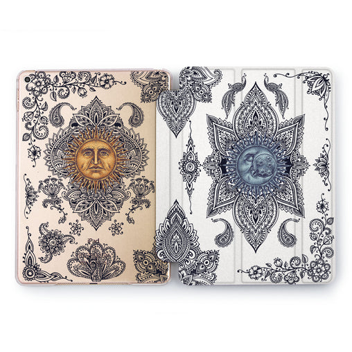 Lex Altern Boho Design Case for your Apple tablet.