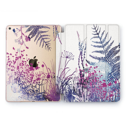 Lex Altern Abstract Tropical Case for your Apple tablet.