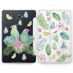 Lex Altern Tropical Birds Case for your Samsung Galaxy tablet.